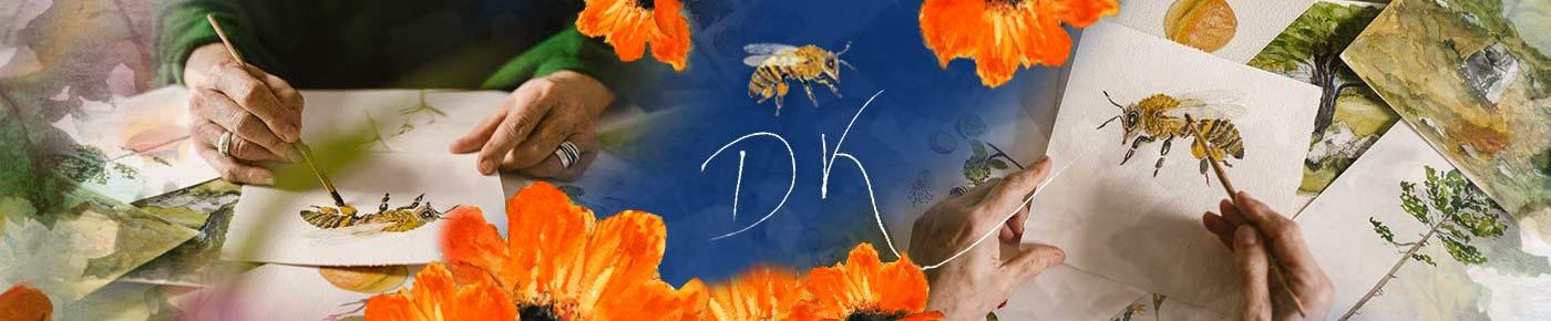 Dolroes Keaveney, Illustrator, Children's Book Author, Artist