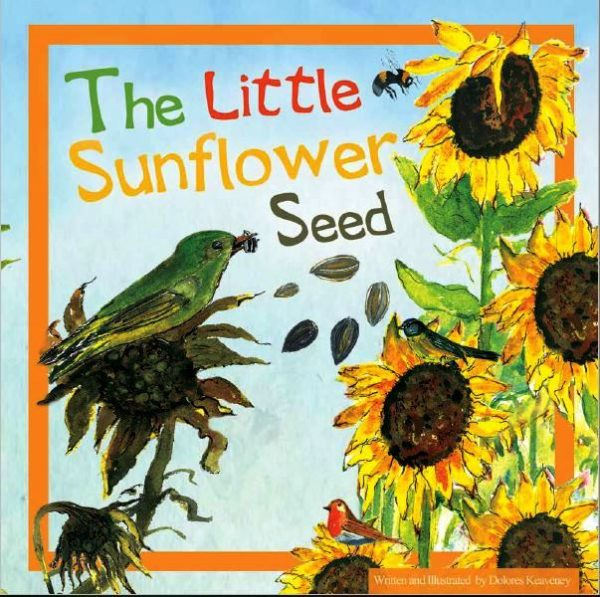 The Little Sunflower Seed