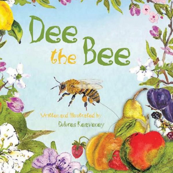 Dee the Bee Childrens Book